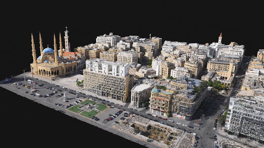Pix4D is a Swiss company that develops a suite of software products that use photogrammetry and computer vision algorithms to transform RGB, thermal and multispectral images into 3D maps and models.